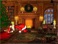 christmas scenes wallpapers - Free Animated Christmas Screensavers